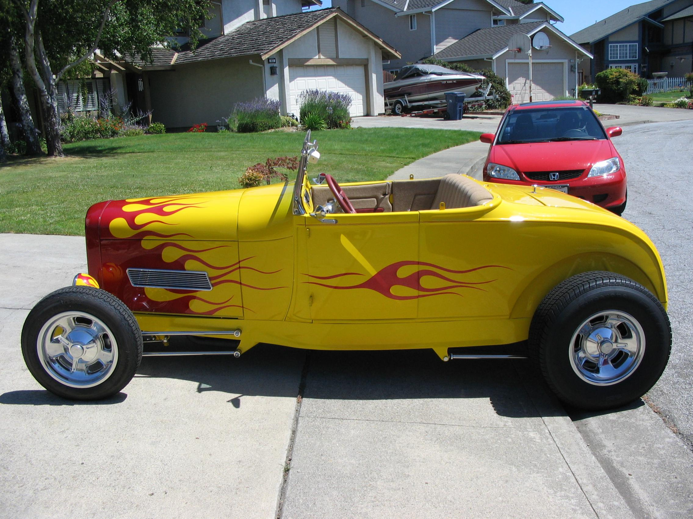 1929 Ford Roadster for sale or trade SF Bay Area - LotusTalk - The ...