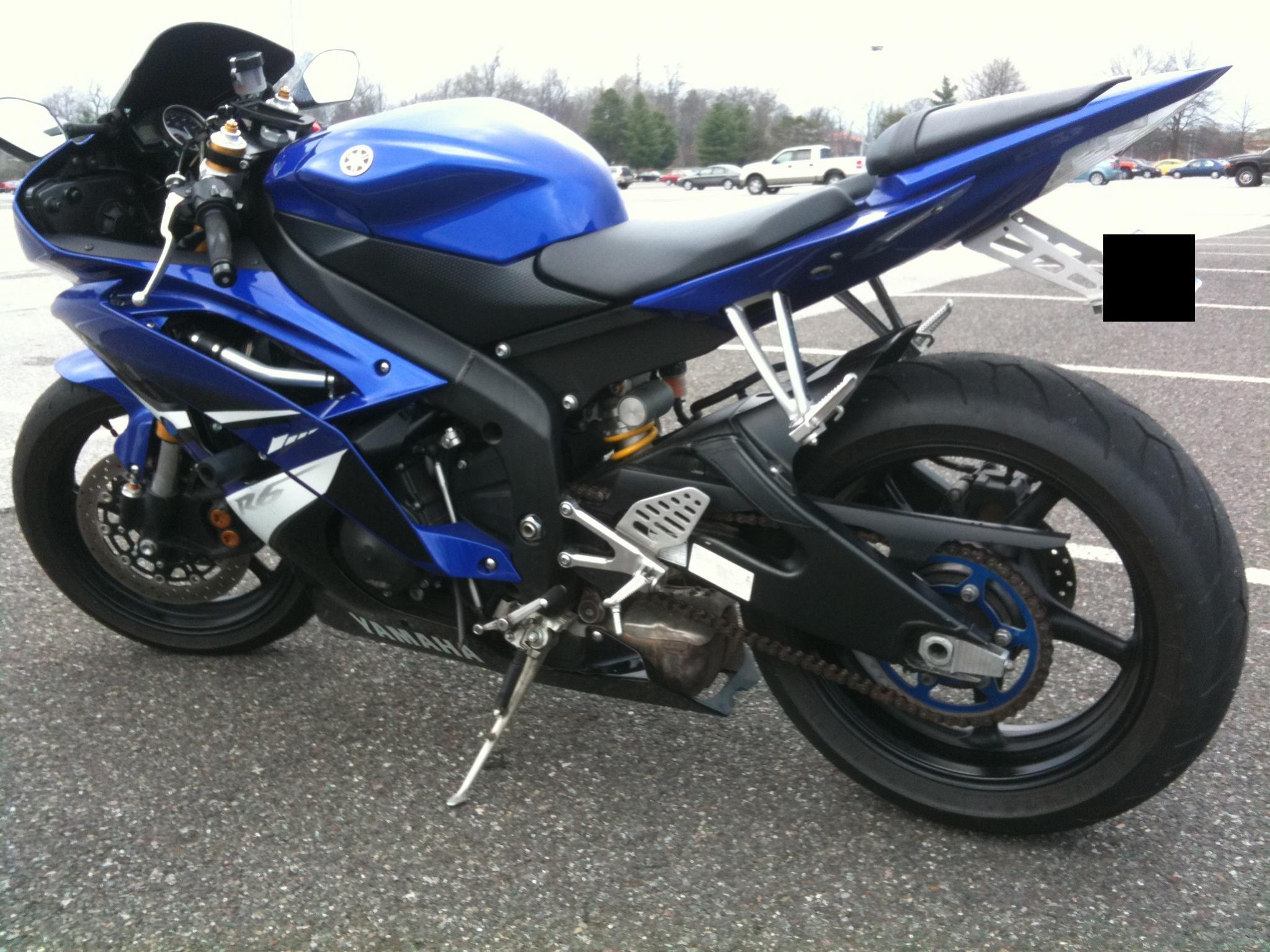 Yamaha Sport Motorcycles