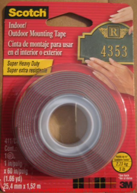 3m scotch double tape mounting daftar harga terkini dan terlengkap