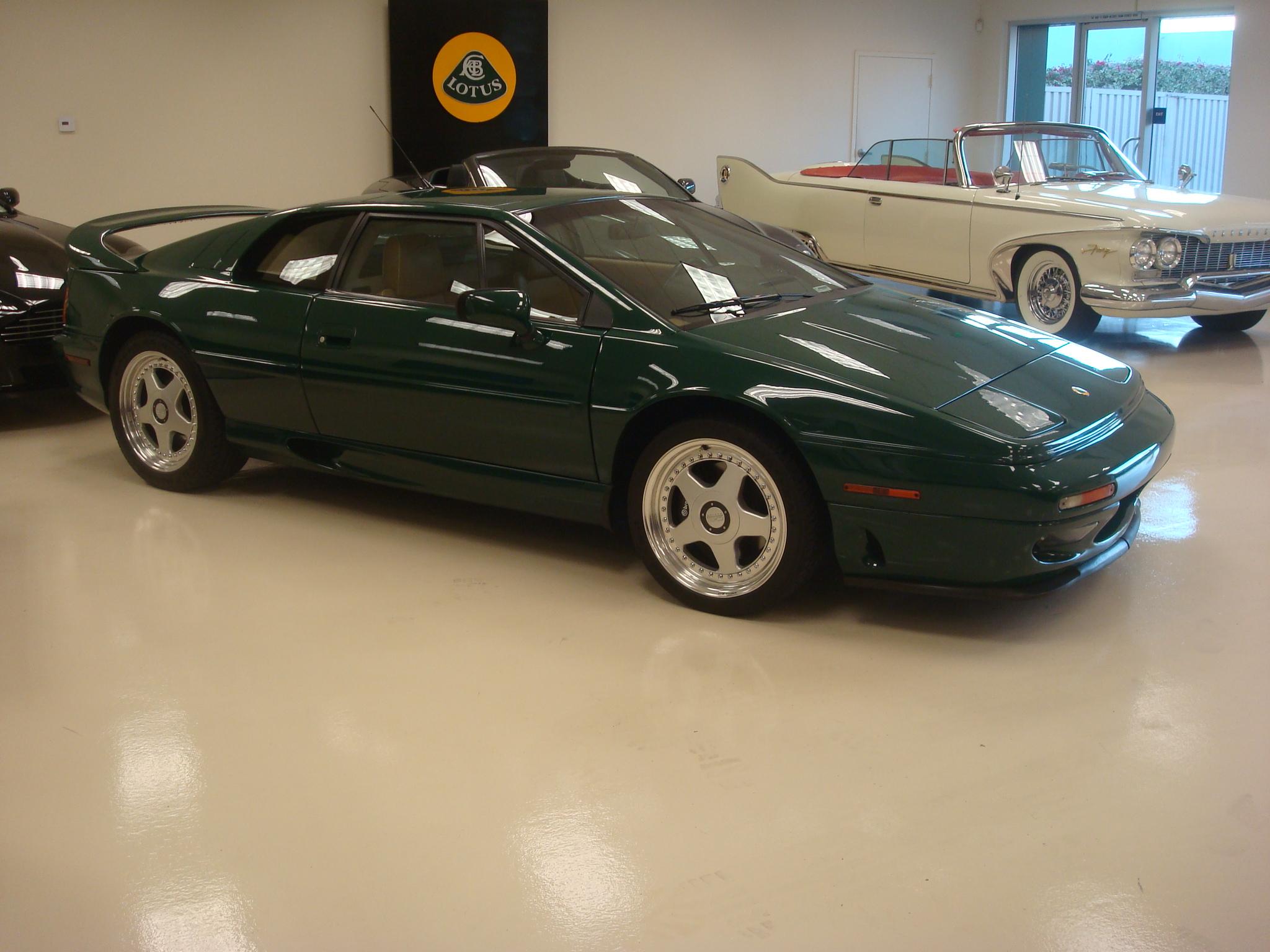 Fs 1995 lotus esprit s4s lotustalk the lotus cars community vanachro Choice Image