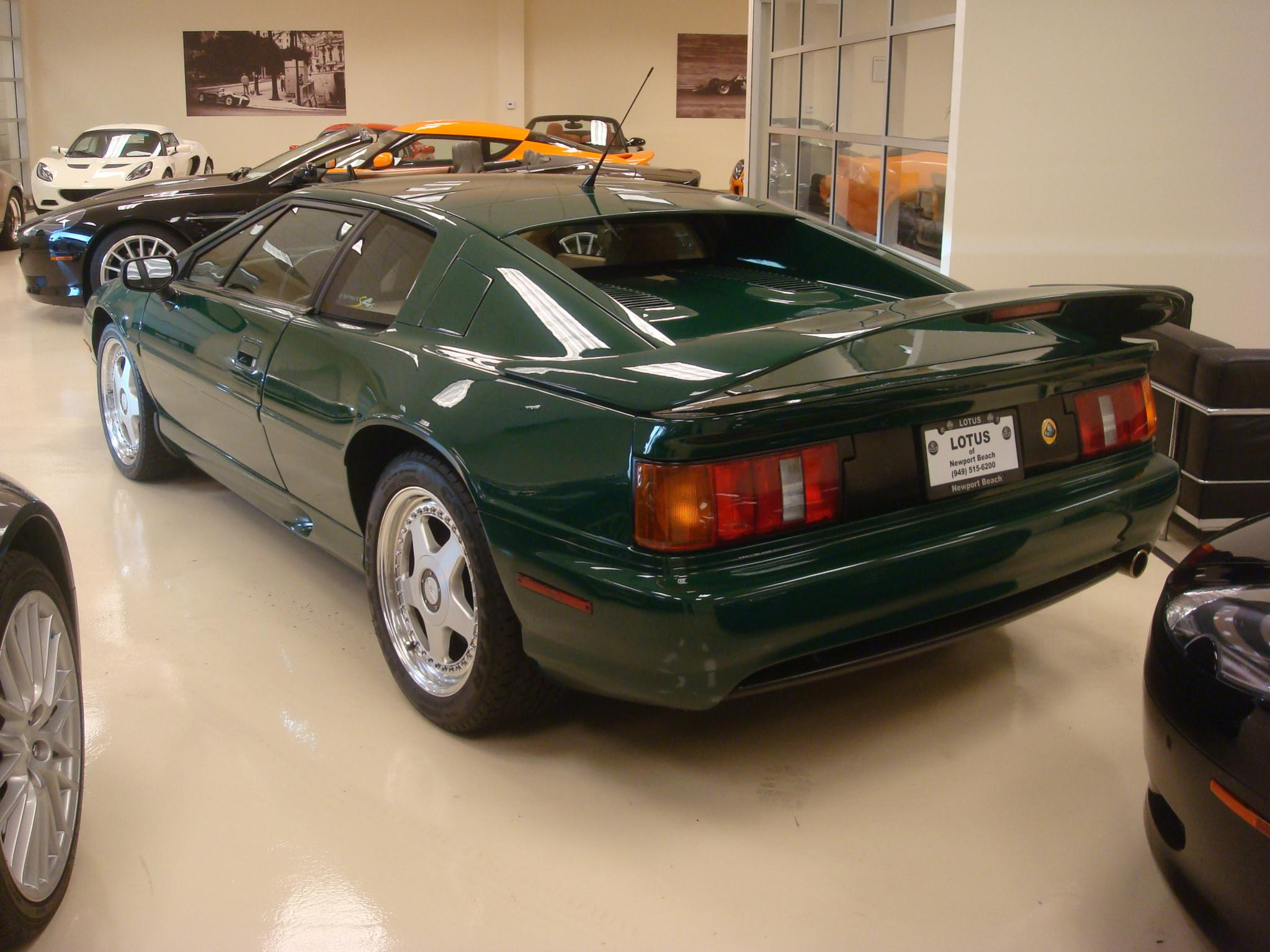 1995 lotus esprit s4 s related infomationspecifications weili fs 1995 lotus esprit s4s 1995 vanachro Choice Image