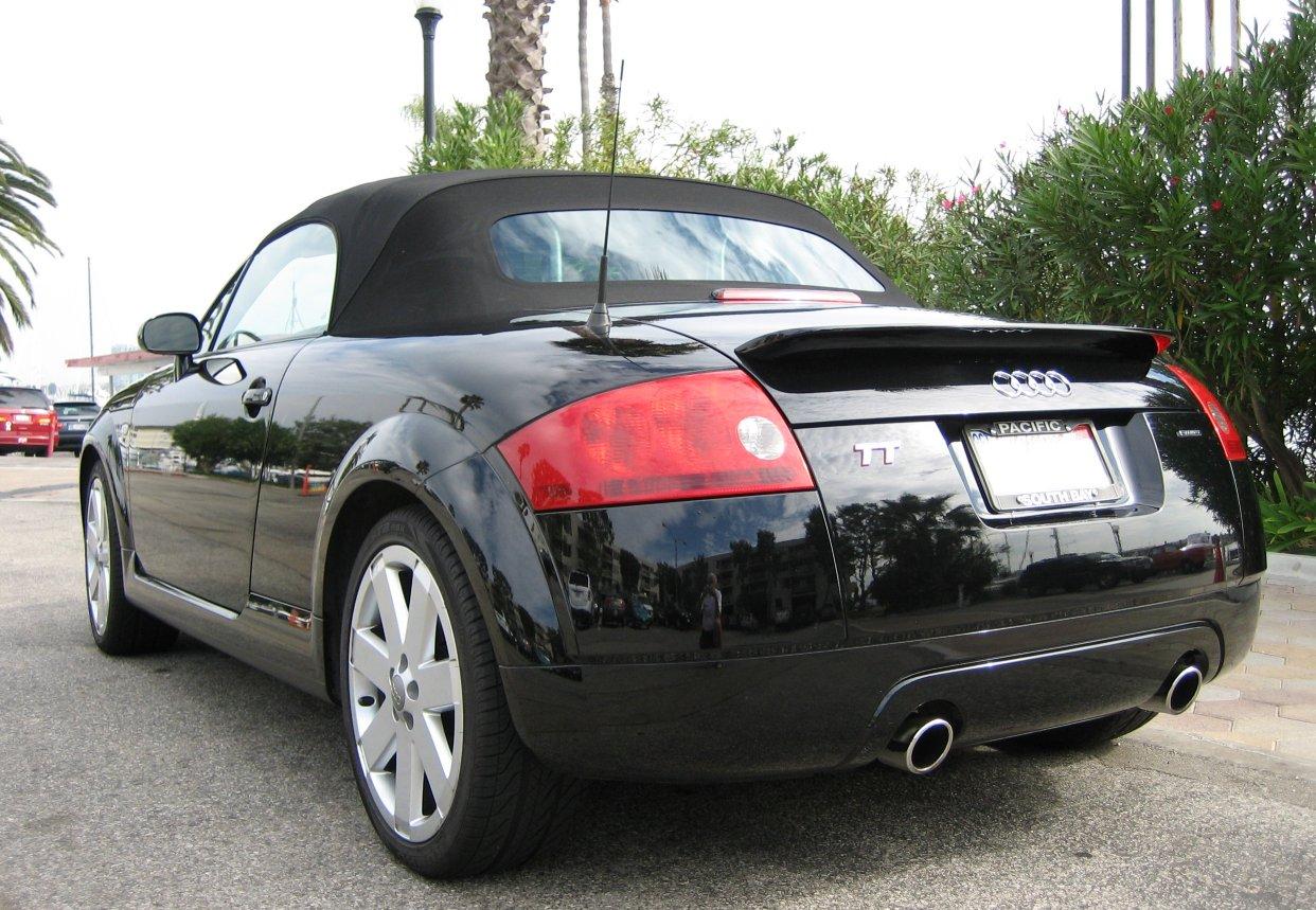Kelebihan Audi Tt 2004 Top Model Tahun Ini