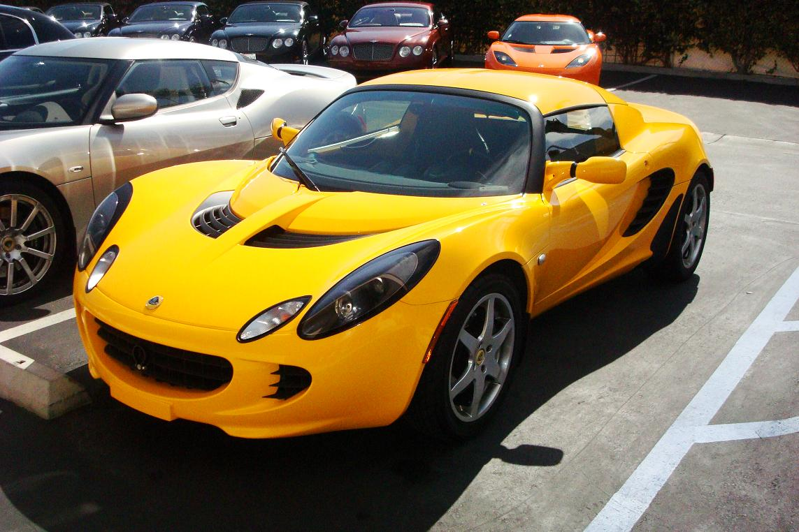 For sale 2005 lotus elise in saffron lotustalk the lotus cars community