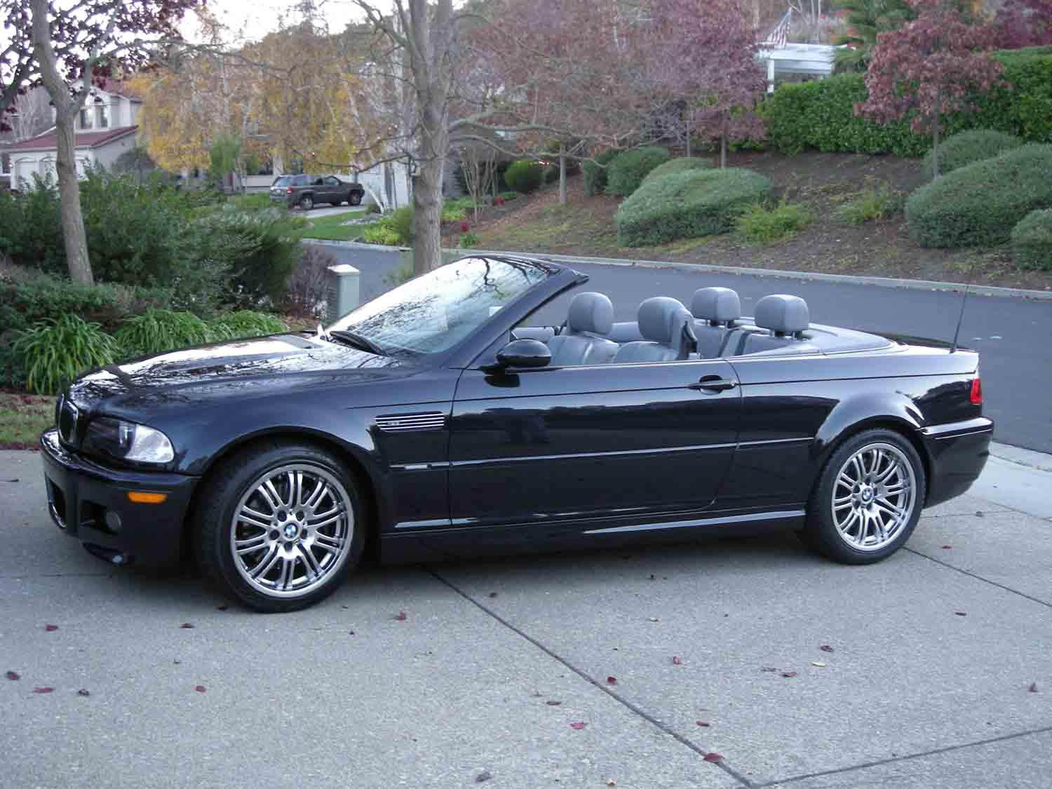 2004 bmw m3 convertible smg cabrio roadster 2004 bmw m3