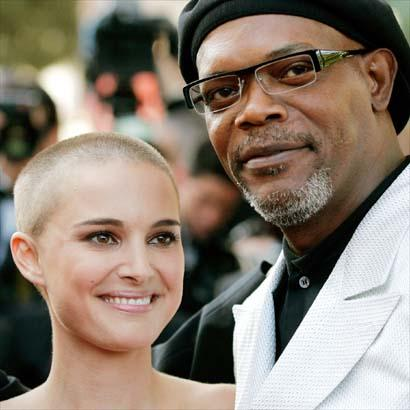 why was natalie portman bald. Why ask why?