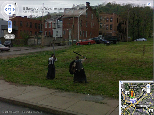 google street view manchester prostitute