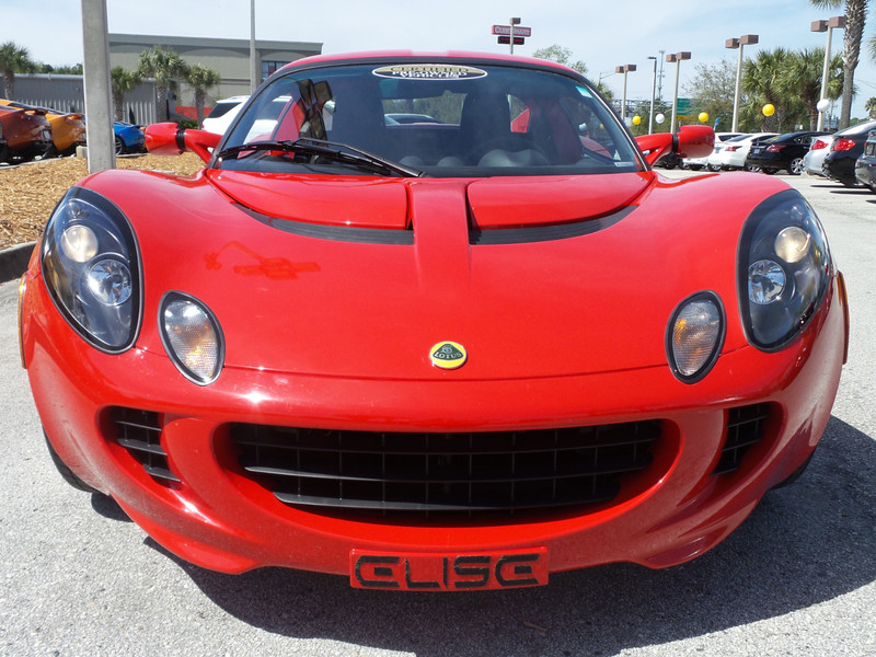 2009 Lotus Elise Purist Edition - 2nd Out Of 11 in Ardent Red ...