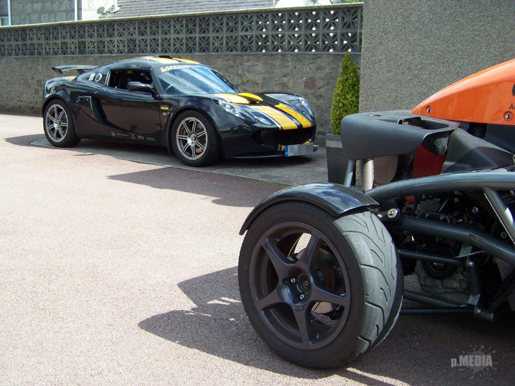 Lotus S2 Exige S British GT
