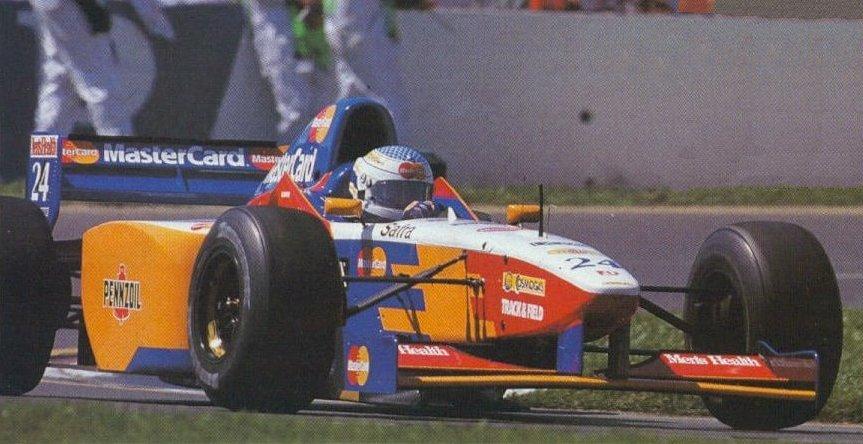 Lola, equipe histórica de Formula 1 de 1997 - by lotustalk.com