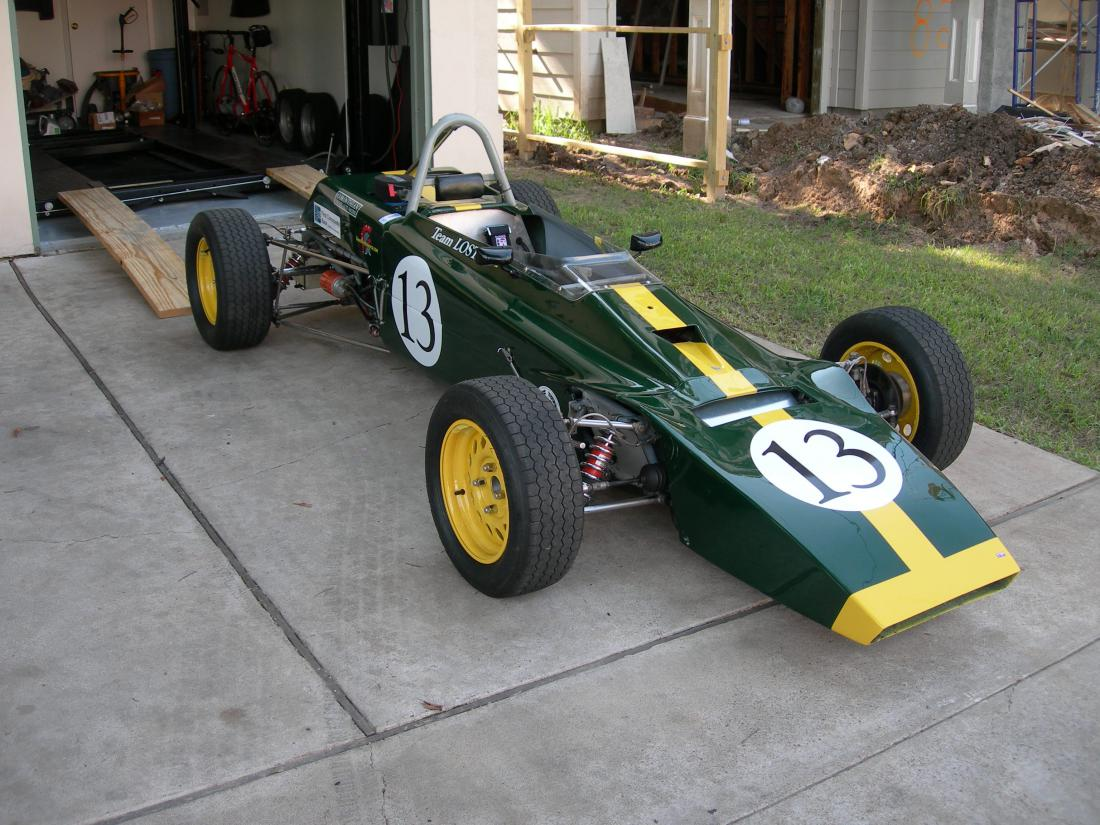 Are there kit car companies for Lotus 25-49? - LotusTalk - The ...