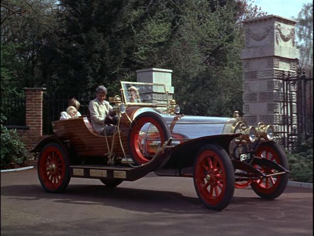 Building Chitty Chitty Bang Bang with the girls - LotusTalk - The Lotus Cars