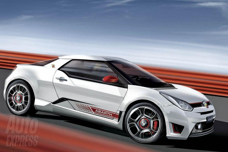 Fiat to Introduce Elise-based Abarth in 2010 - LotusTalk - The Lotus
