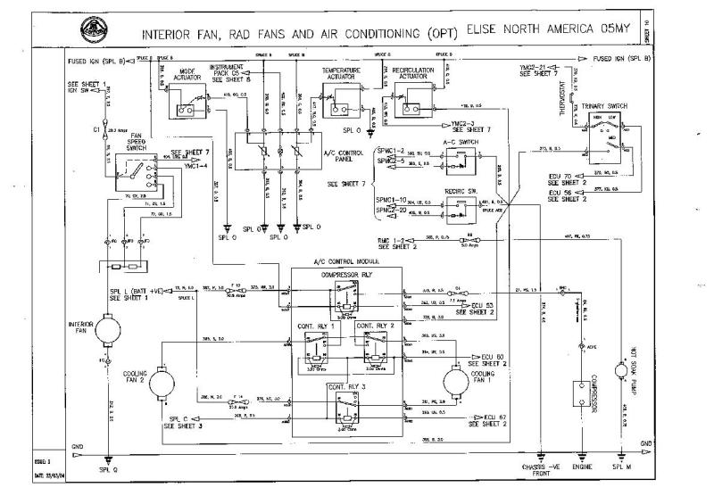 need wiring diagram for a/c hvac controls - lotustalk - the lotus, Wiring diagram
