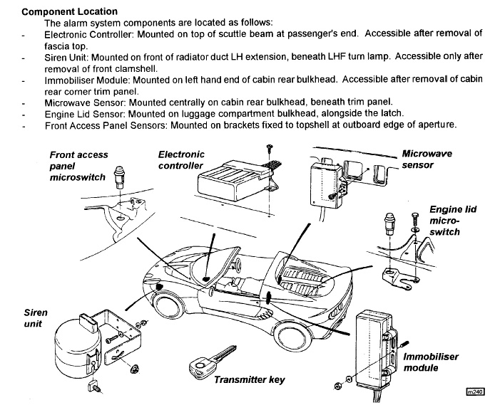 User instructions cobra 7925 7928 7926 alarm | cobra alarm manual.