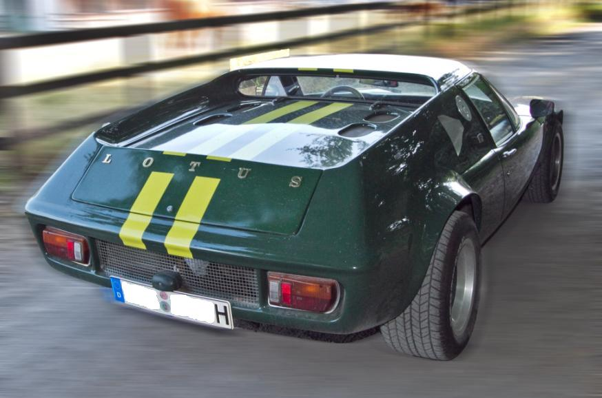 Lotus Europa Racing - LotusTalk - The Lotus Cars Community