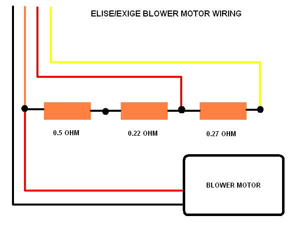 car blower motor wiring diagram car image wiring diy blower motor resistor pack replacement lotustalk the lotus on car blower motor wiring diagram