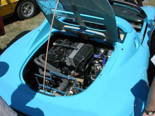 Elise with a bike engine - LotusTalk - The Lotus Cars Community