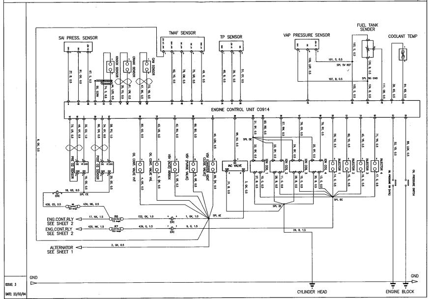 Wiring Diagram LotusTalk The Lotus Cars Community - Chevy aveo wiring schematic