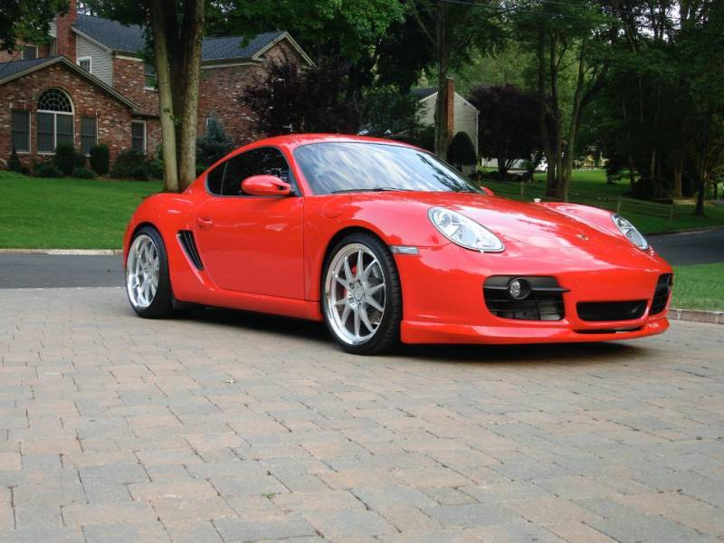 Porsche Cayman GTR - LotusTalk - The Lotus Cars Community