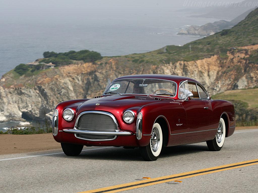 nice Chrysler Ghia Coupe?