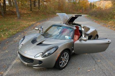 & Lambo/Scissor doors on an Elise - LotusTalk - The Lotus Cars Community
