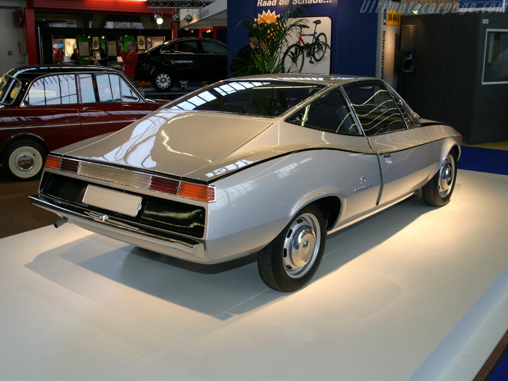 It's a Daf 55 Siluro (means