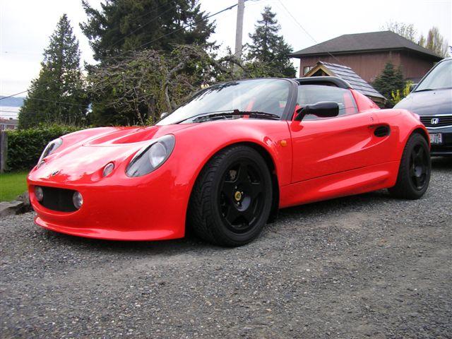 1999 Lotus Elise 111S RHD $19,900 - LotusTalk - The Lotus Cars Community
