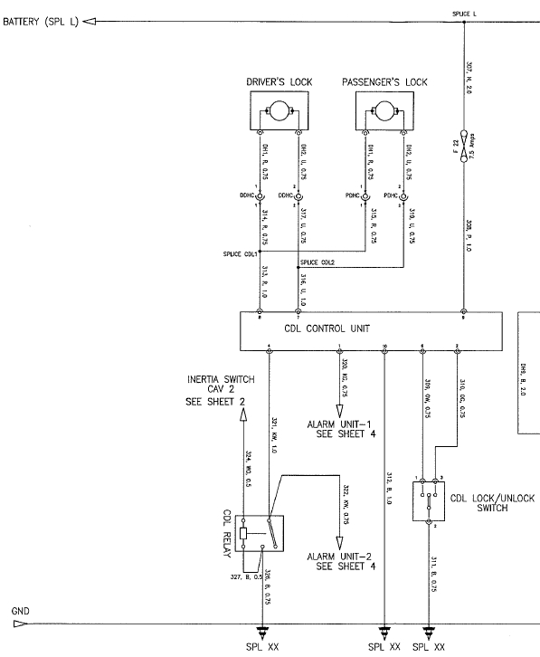 cobra alarm wiring diagram