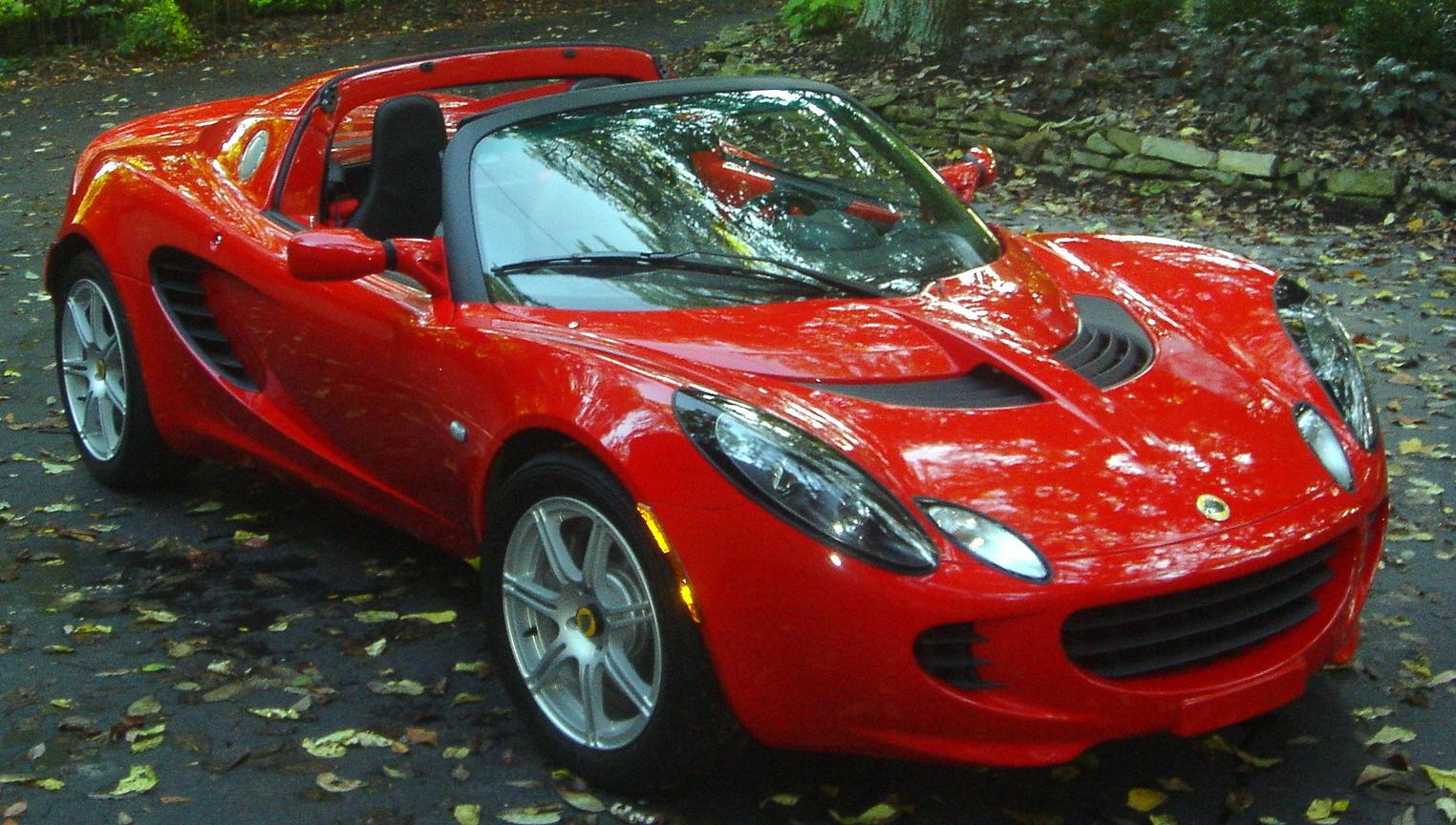 2005 Elise red/black for sale, 1,208 mi, Ohio - LotusTalk - The ...