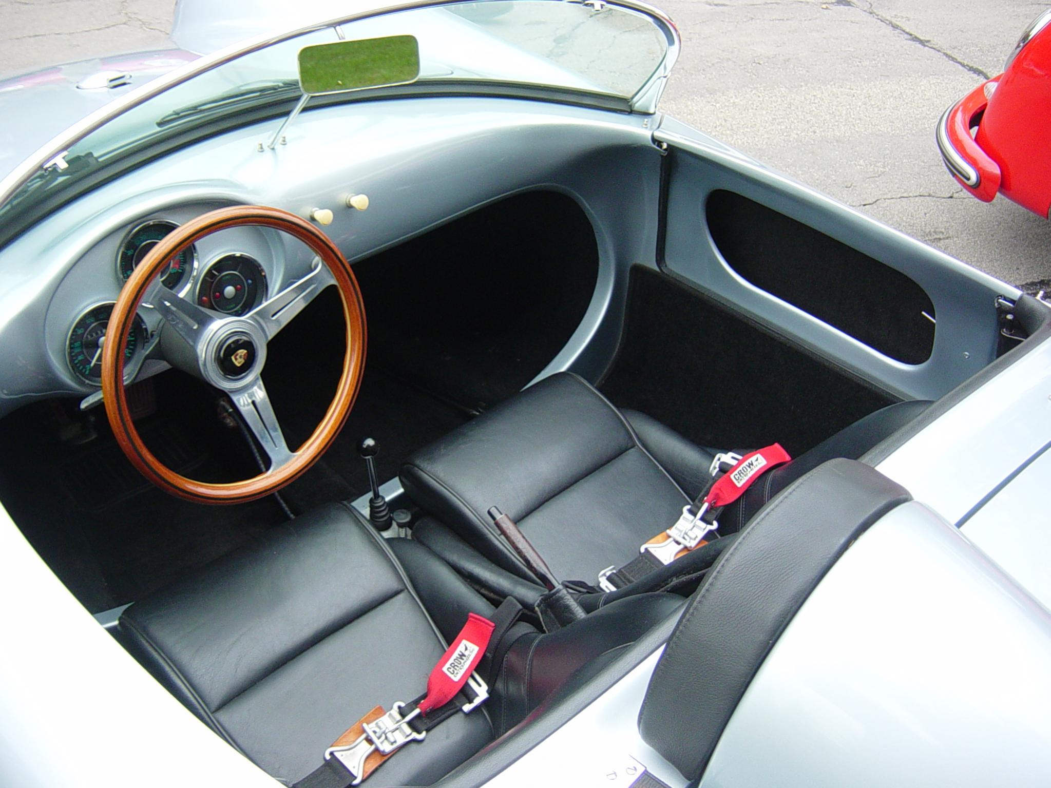 Vintage-Spyders 550 Spyder