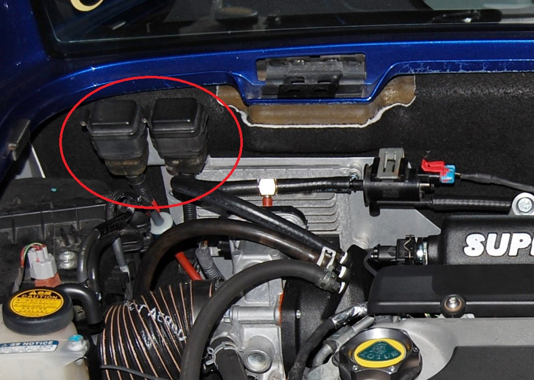 2005 Elise REV300TVS install - Where do these vacuum lines go? - LotusTalk  - The Lotus Cars Community