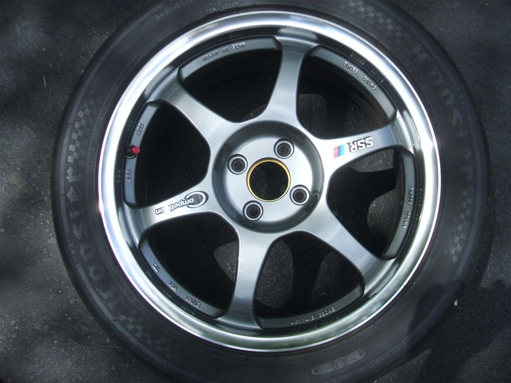 D Fs Ssr Type C Competition Wheels Anthracite Hoosier A Tires Dscf Large