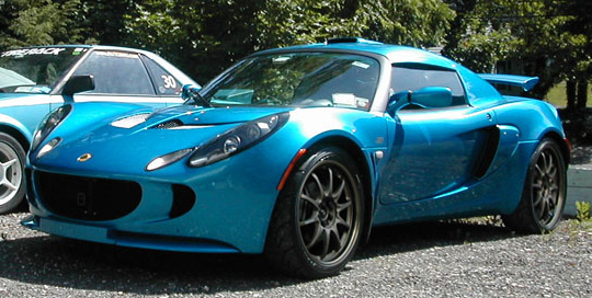 58636D1185511614 Bronze Wheels Laser Blue Car Dscn7339 Exige Bronze
