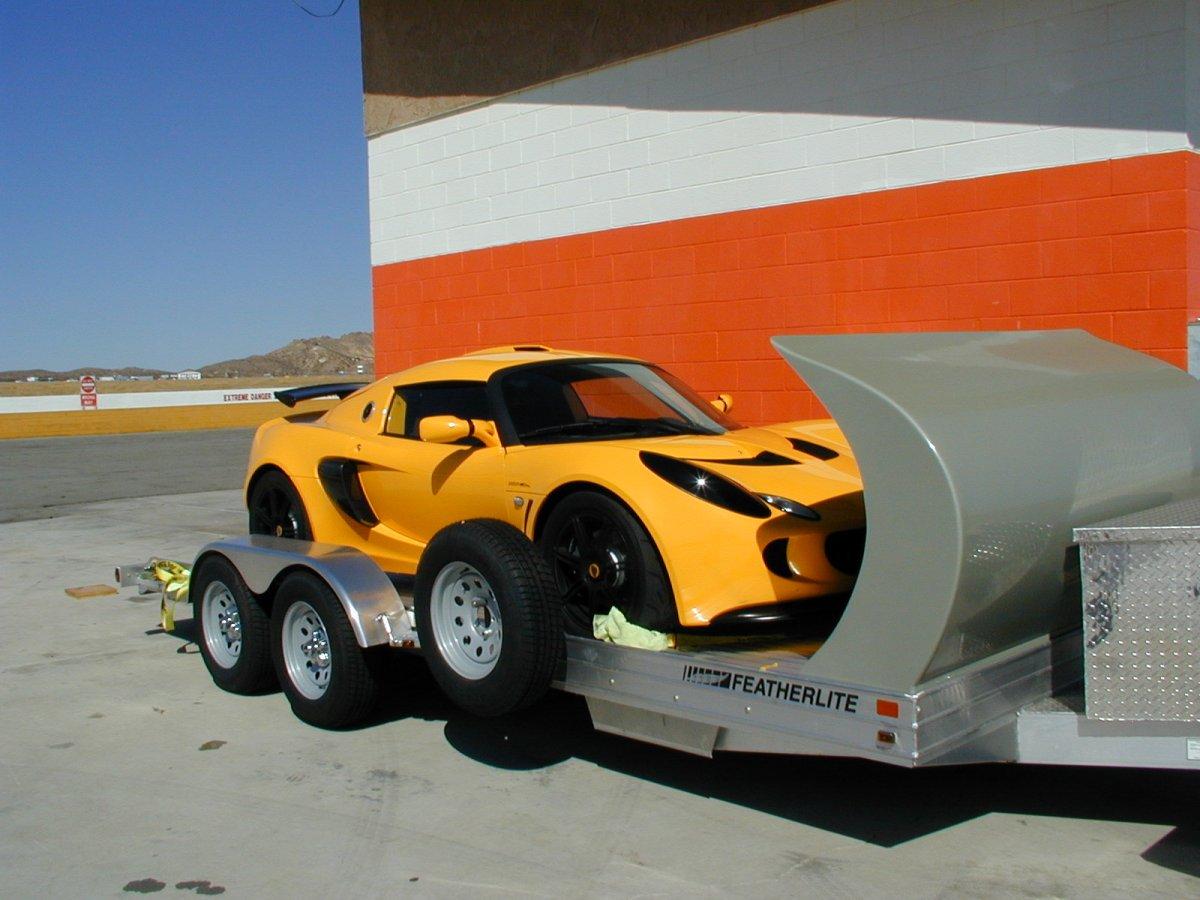 Featherlite Vs Trailex Lotustalk The Lotus Cars Community