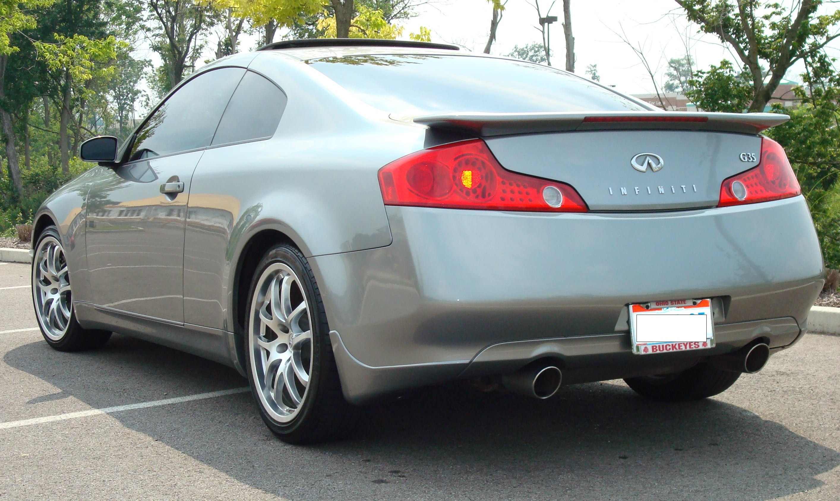 FOR SALE 2005 Infiniti G35 coupe w 24510 miles  LotusTalk