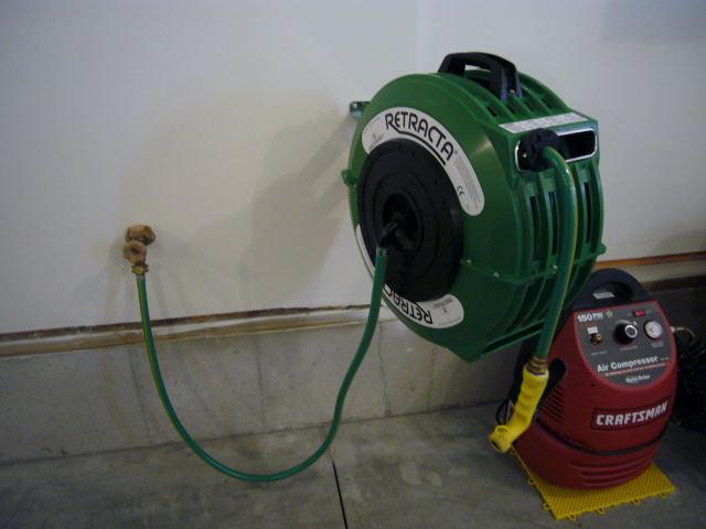 Garage Wash Hose Reel Ideas The Lotus Cars Community