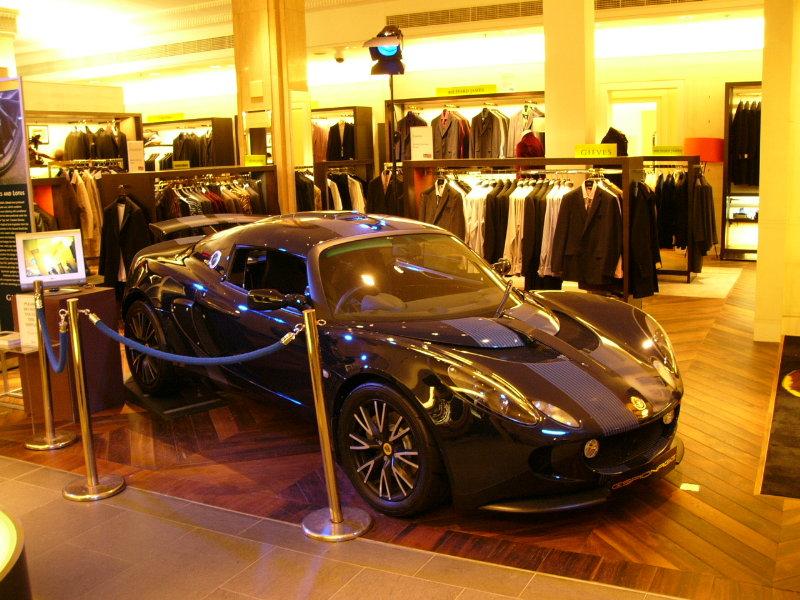Lotus Exige Espionage - L'auto da spia in gessato! 17848d1129123594-lotus-exige-espionage-spy-car-harrods