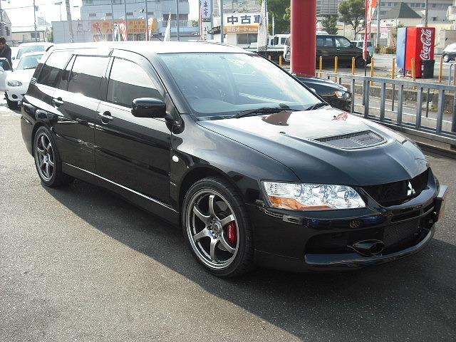 Mitsubishi Lancer Evolution Wagon…