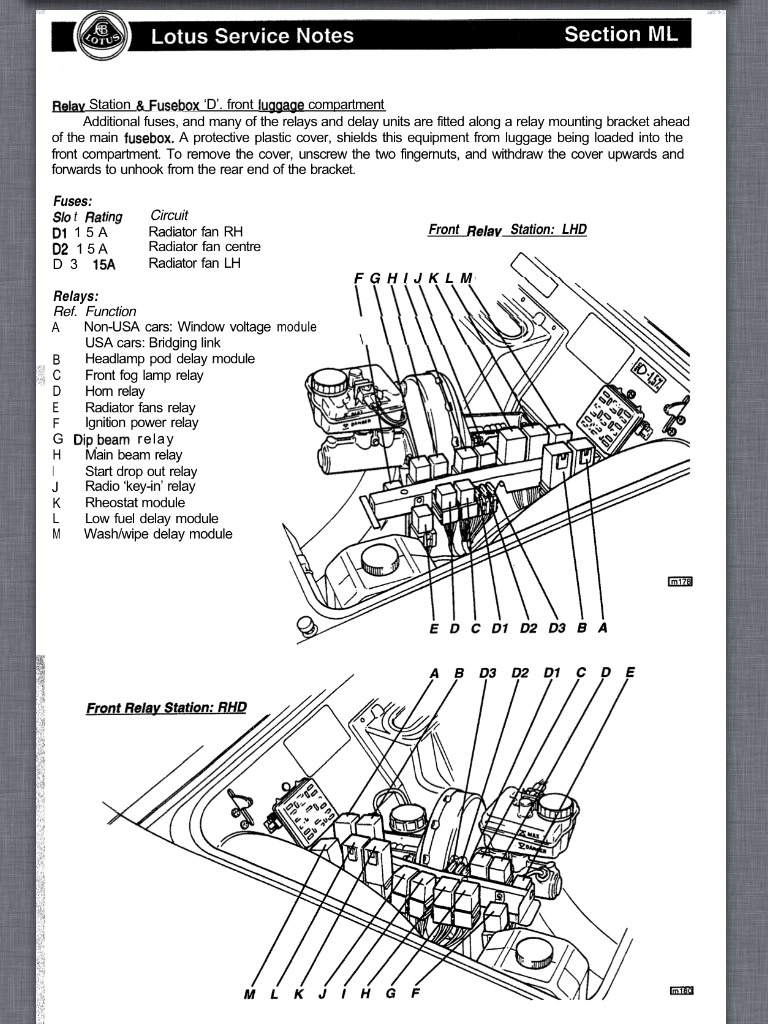 my fan override switch - lotustalk - the lotus cars community, Wiring diagram