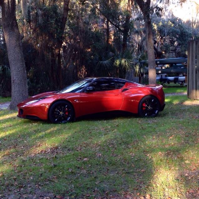 FS: 2014 Lotus Evora S - LotusTalk - The Lotus Cars Community