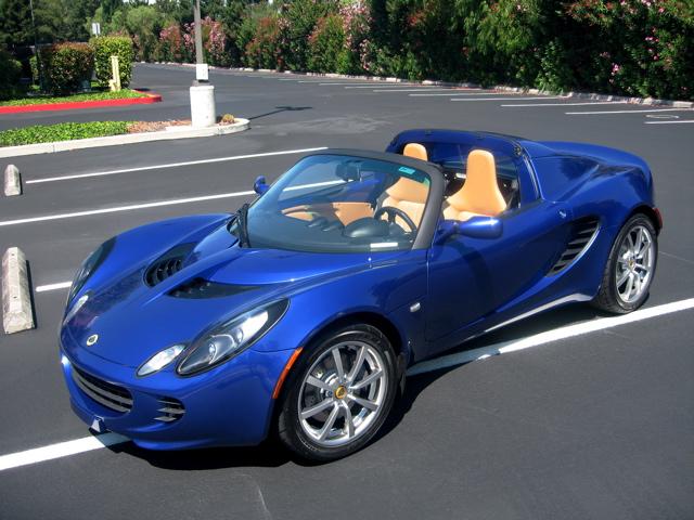 2006 Lotus Elise 7800 ...