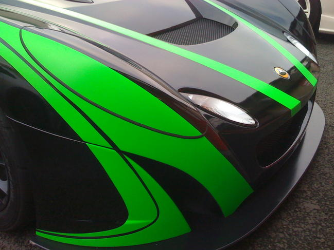 Racing Stripes On A CO Elise Page LotusTalk The Lotus - Cool car stripes