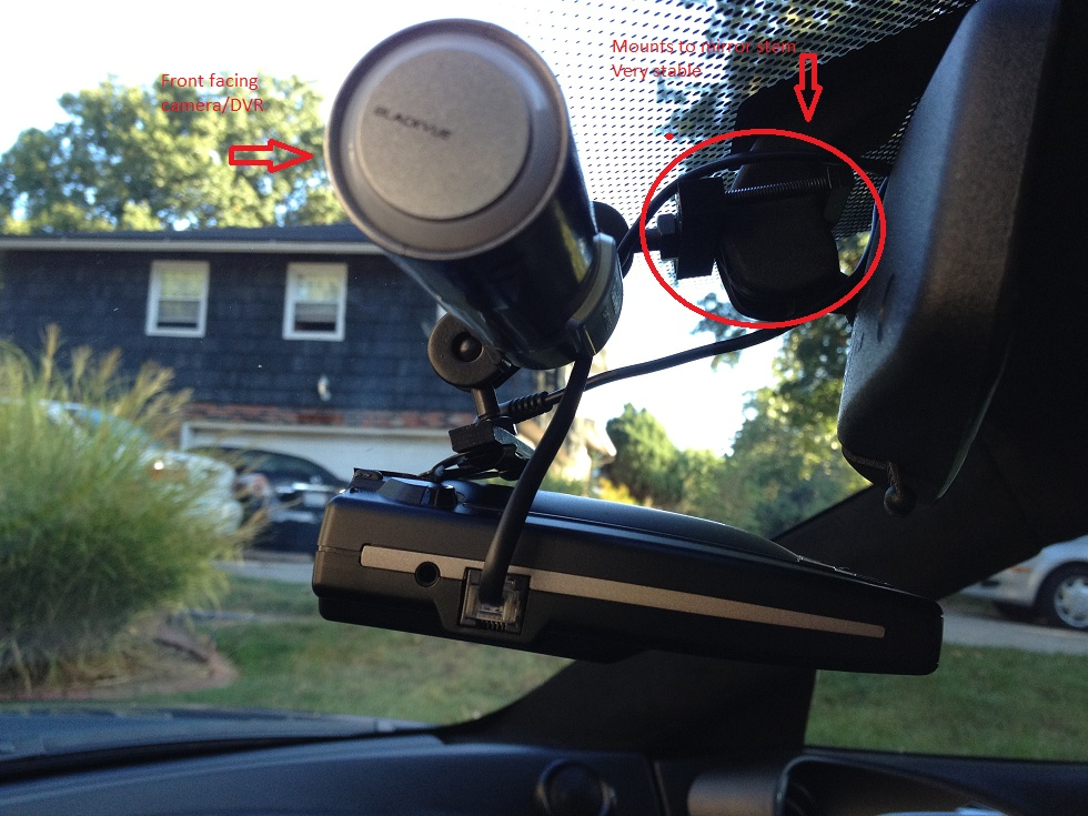 Escort Passport 9500Ix >> Evora + Radar Detector: Where do you have yours placed/mounted? - Page 2 - LotusTalk - The Lotus ...