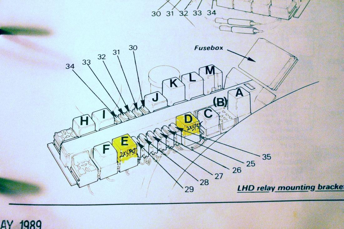 Radiator Fans Never Stop Running Lotustalk The Lotus Cars 2004 Esprit Wiring Diagram Attached Images