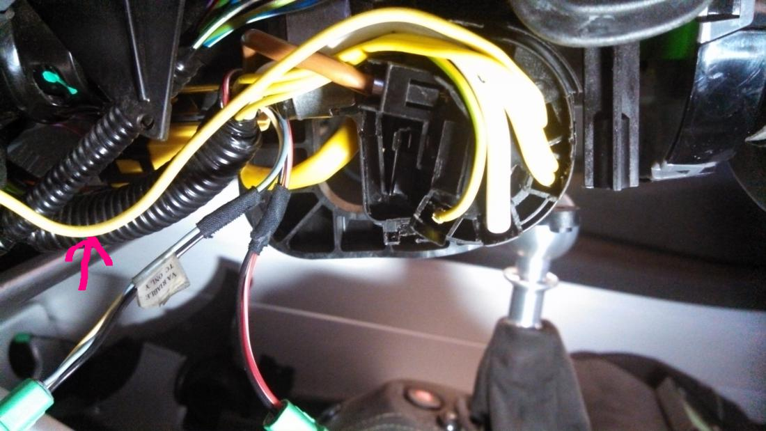 how to bypass ignition switch to start car