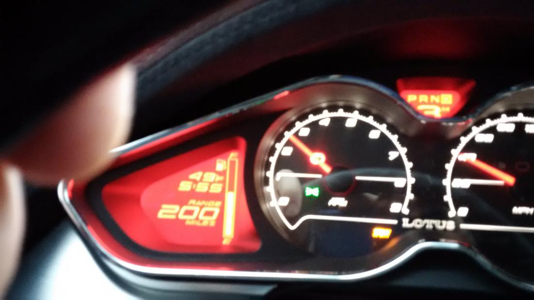 Evora IPS TCU Training Mode - LotusTalk - The Lotus Cars Community