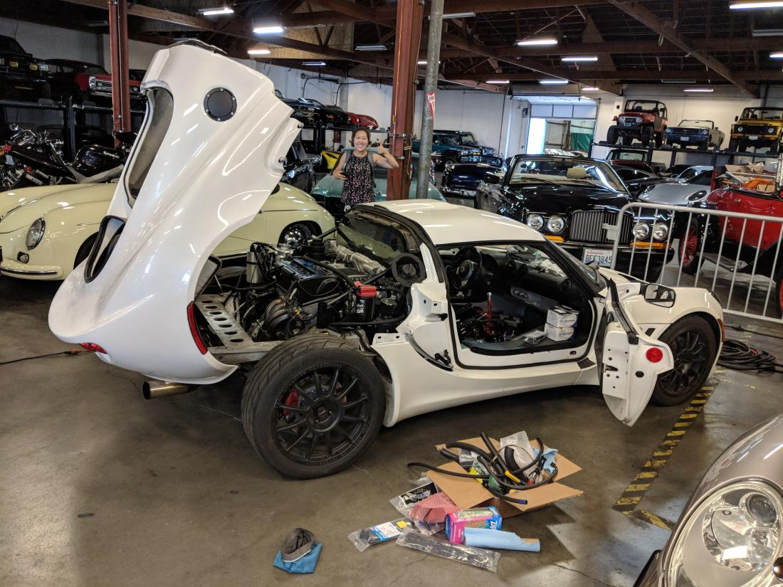 Project Car: Exige + Honda K24A2 + MPx90 Supercharger - Page