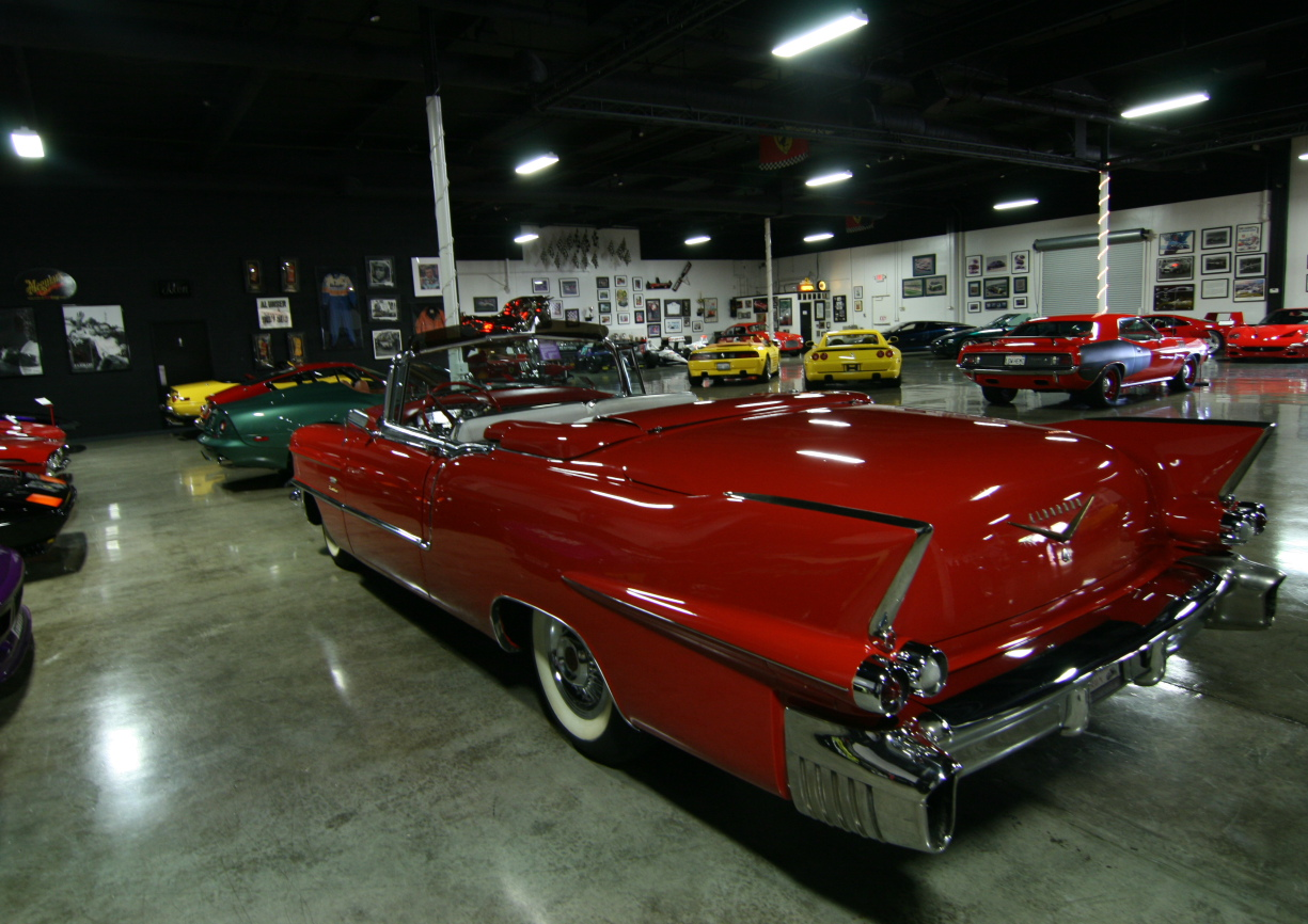 Marconi Automotive Museum Show This Sunday With The 59 Club