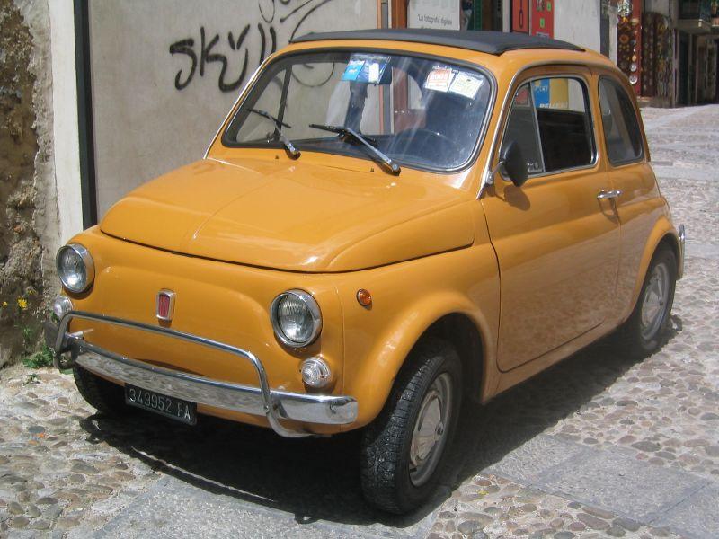 Old Fiat 500 - LotusTalk - The Lotus Cars Community