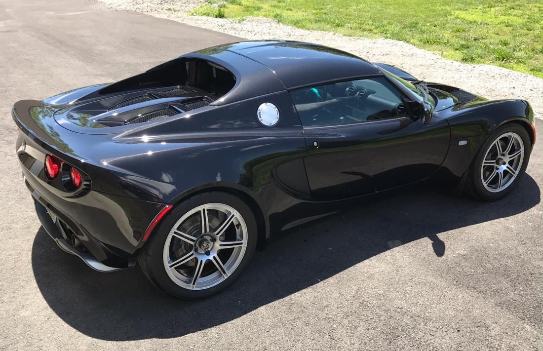 New Elise owner in Columbus, OH - LotusTalk - The Lotus Cars Community